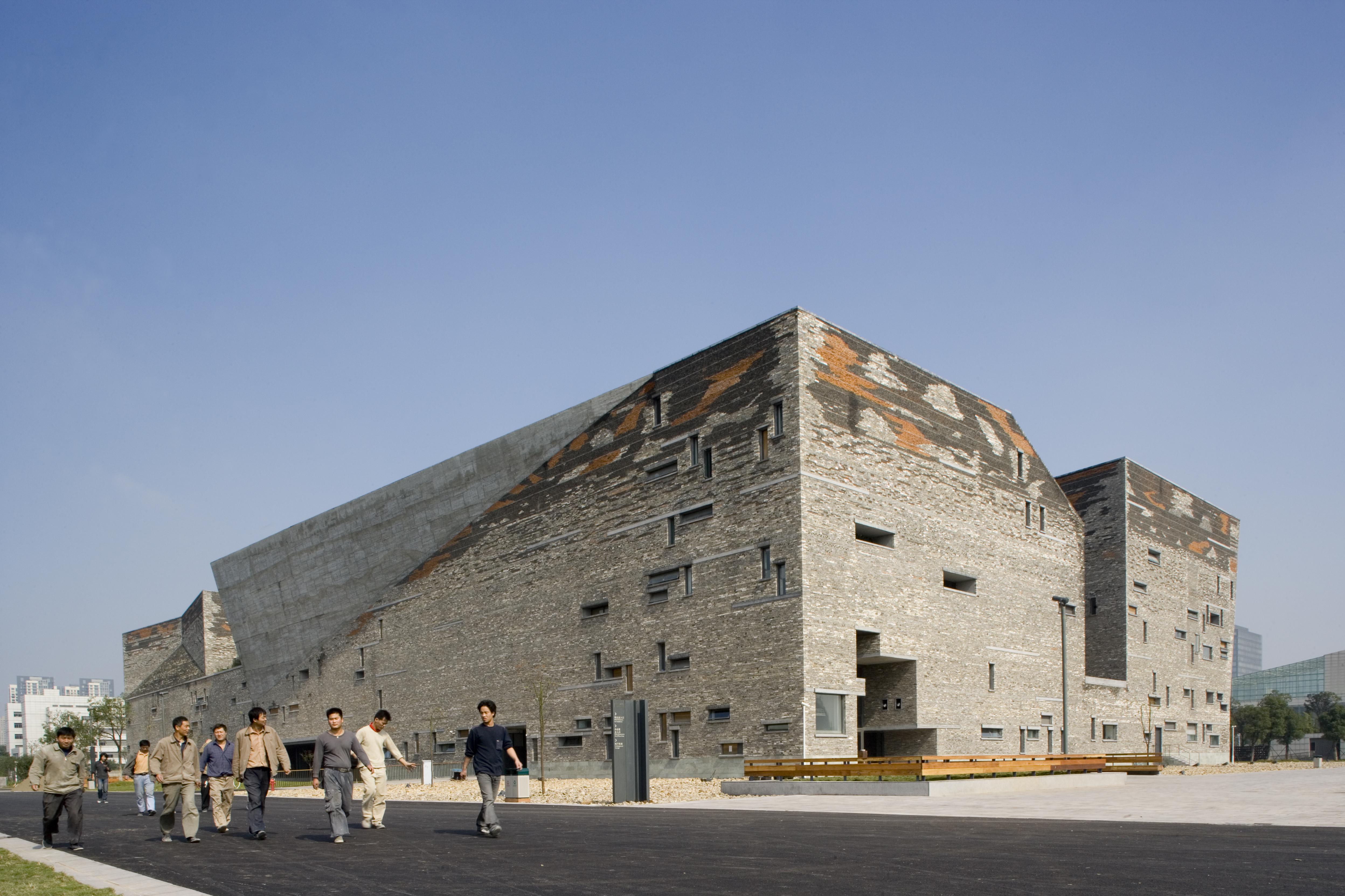 4 Museo de Historia en Ningbo - Zhejiang, China