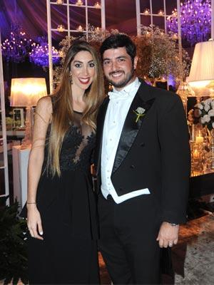 Raquel de Pellico y Marino Pellico