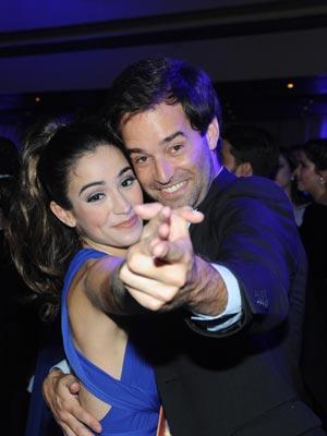 Alejandra Sara y John Machado