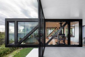 interiores-vista-lateral Blanche chalet