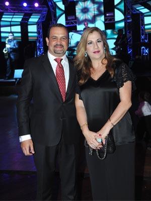 Alexander Zara y Marian Rosalen de Zara