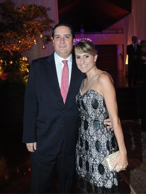 Jorge Díaz Barreiro y Marisabel Garrido de Díaz