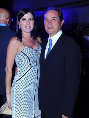 Mercedes Silva de Vargas y Juan Carlos Vargas