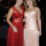 Anabella Tamayo y Ana María Miranda