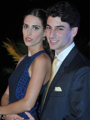 María Isabel y Francisco Luis