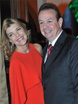 William Pacanins y Carolina Hernández