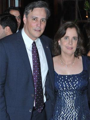 Ramón Velutini Octavio y María Isabel Vallenilla de Velutini