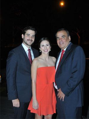Antonio Freyre, Julieta Isabel de Freyre y Antonio Freyre Gómez