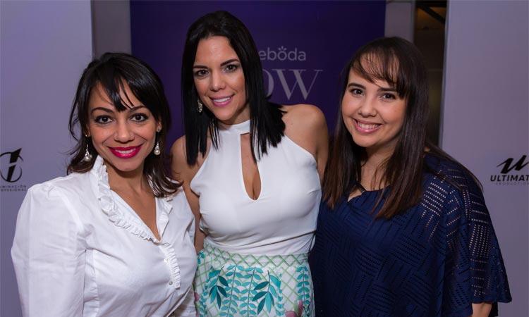 Sofia Linguanti, Joanna Pulgar, Adriana Bello
